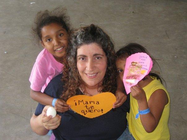 Our Servant Leader in Honduras - Carol Restaine