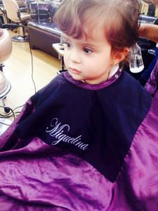 bella haircut